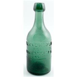 1850's Cudworth Soda