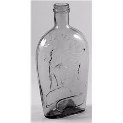 Pikes Peak Whiskey Flask