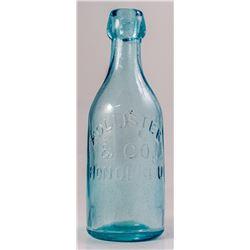 Hollister & Co. Honolulu Blob Soda Bottle