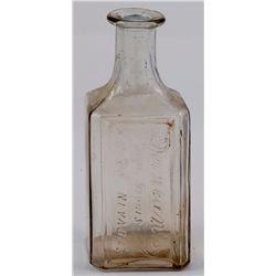Duncan's Drug Store Bottle