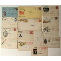 Advertising Postal Covers
