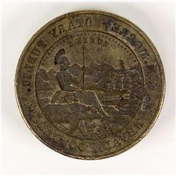 Rare Notary Public Nevada County Seal