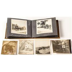 Original Pinole / Damville Photo Album