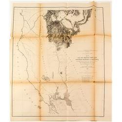 1855 Map of San Francisco Bay