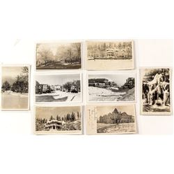Real Photo Postcards of Susanville in Winter