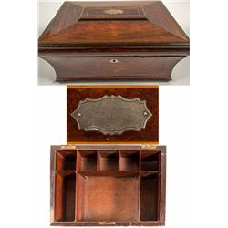 Mahogany Box, for Doctor or Actor?