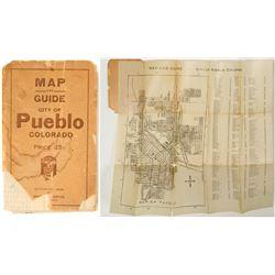 Pueblo, Colorado Map / Guide