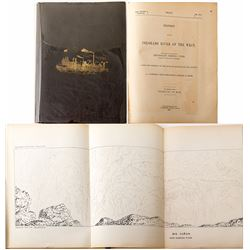 Report upon the Colorado River of the West. 36th Congress, 1st Session. Senate Executive Document (1