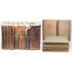 """Laws of Colorado"" Book Collection"
