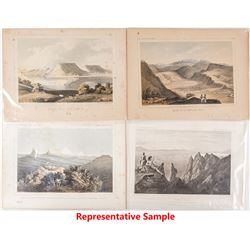 United States Railroad Survey Print Collection: 26 total