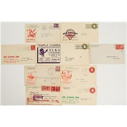 Idaho Rodeo and Fair Postal Covers