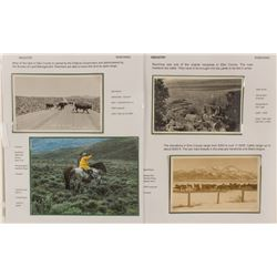 Elko Ranching Postcards and Photo
