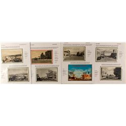 Elko Street Scene Postcard Collection