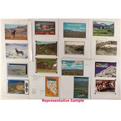 Major Eureka/Elko Postcard Collection