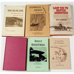 Humboldt, Nevada Region, 6 Books