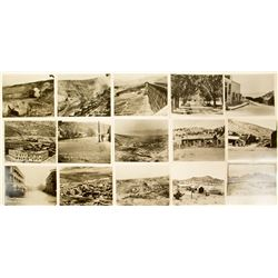 Nice set of mid 1900's Nevada Photographs and Reproduction Photographs