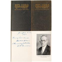 Pots O' Gold, 2 Copies