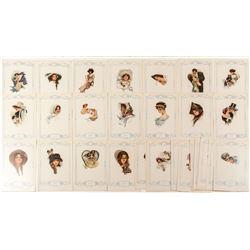 Original Prints of Victorian Women