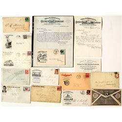 Oregon Postal Covers