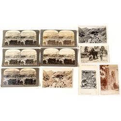 Utah Stereoviews & Postcards