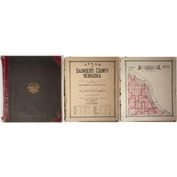 Atlas of Saunders County, Nebraska