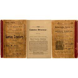 First Lawton, Oklahoma Directory (1902)
