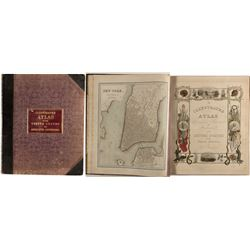 Illustrated Atlas of the United States and Adjacent Countries