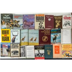 American Game Hunting Library