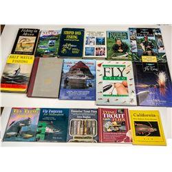 Fishing Library, 16 Volumes