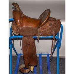G.S. Garcia Saddle
