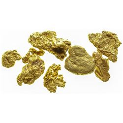 San Gabriel River Gold Nuggets II
