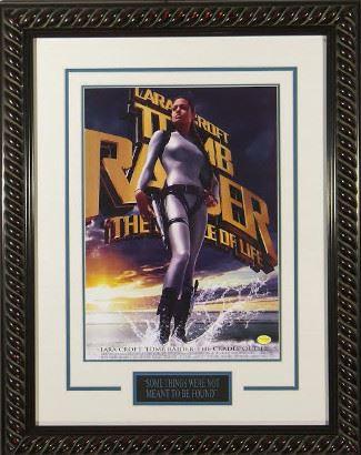 Lara Croft Tomb Raider Unsigned 22x30 Masterprint Movie