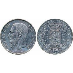 FOREIGN COINS : BELGIUM