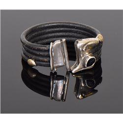 Super Rare Ilana Goor Slider Bracelet with Ony