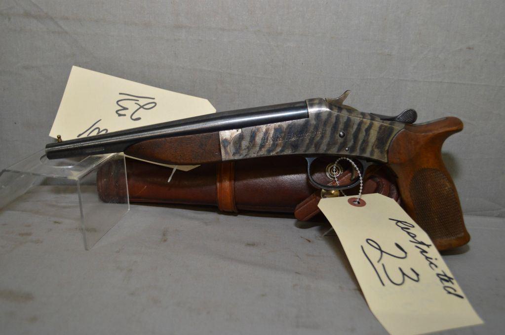 Harrington & Richardson Model Handy Gun  410 Ga Single Shot