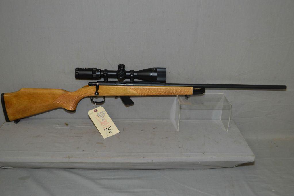 Remington Model 581 - S  22 LR Cal Mag Fed Bolt Action
