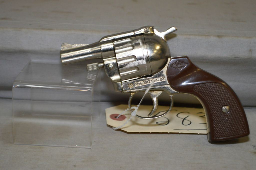 Mondial ( Made in Italy ) Model 1917  22 Blank Cal Twelve Shot