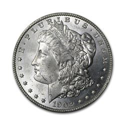 1902-O $1 Morgan Silver Dollar Uncirculated