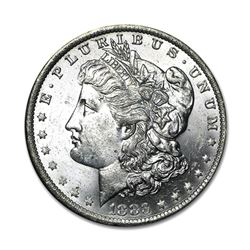 1883-O $1 Morgan Silver Dollar Uncirculated