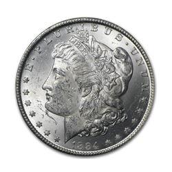 1884-O $1 Morgan Silver Dollar AU