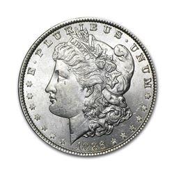 1886 $1 Morgan Silver Dollar Uncirculated