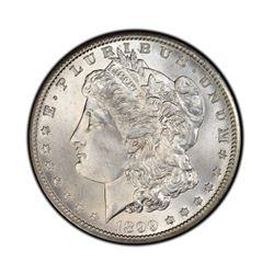 1899-O $1 Morgan Silver Dollar AU