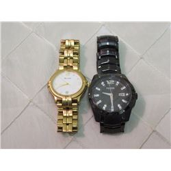 Bulova & Fossil Watches
