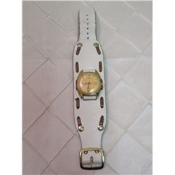 Timex Leather Watch