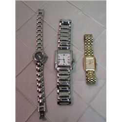 Seiko & Guess Watches