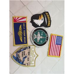 Desert Storm, Navy/Air Force Patches