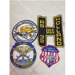US Navy Patches & USS Constellation