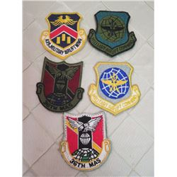 Military Air Lift Patches
