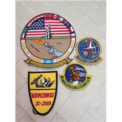 Navy/Airforce Patches