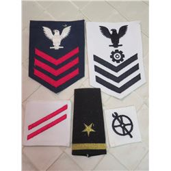 Military Trades Patches